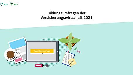 BWV-AGV-Ausbildungsumfrage 2021 erschienen: Fokus Corona-Pandemie und Duales Studium